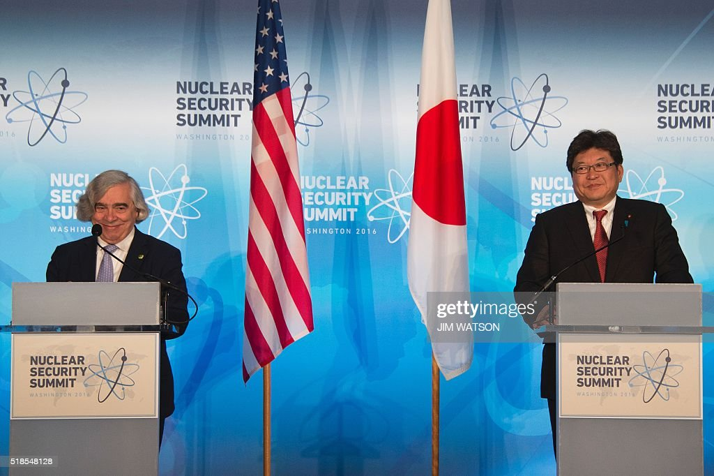 US-NUCLEAR-SECURITY-SUMMIT : News Photo