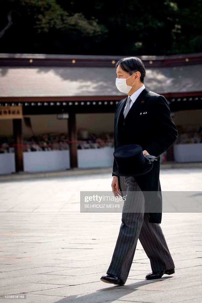 JAPAN-RELIGION-SHINTO : News Photo