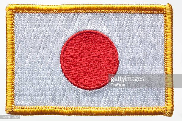 Patch drapeau du Japon.
