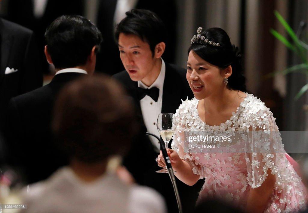 JAPAN-ROYALS-WEDDING : News Photo
