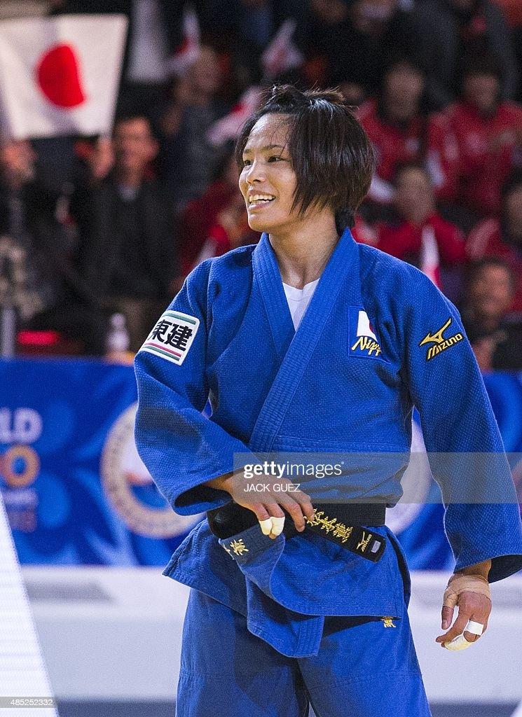 JUDO-WORLD-2015 : News Photo