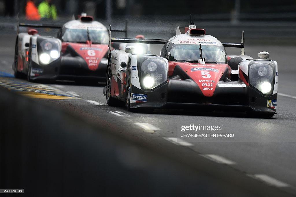 AUTO-FRA-MOTOR-RACING-ENDURANCE : News Photo
