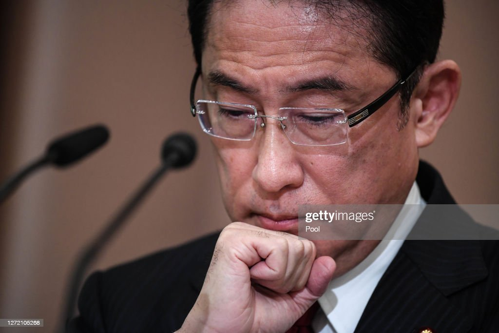 Prime Minister Candidates Debate In Japan : ニュース写真