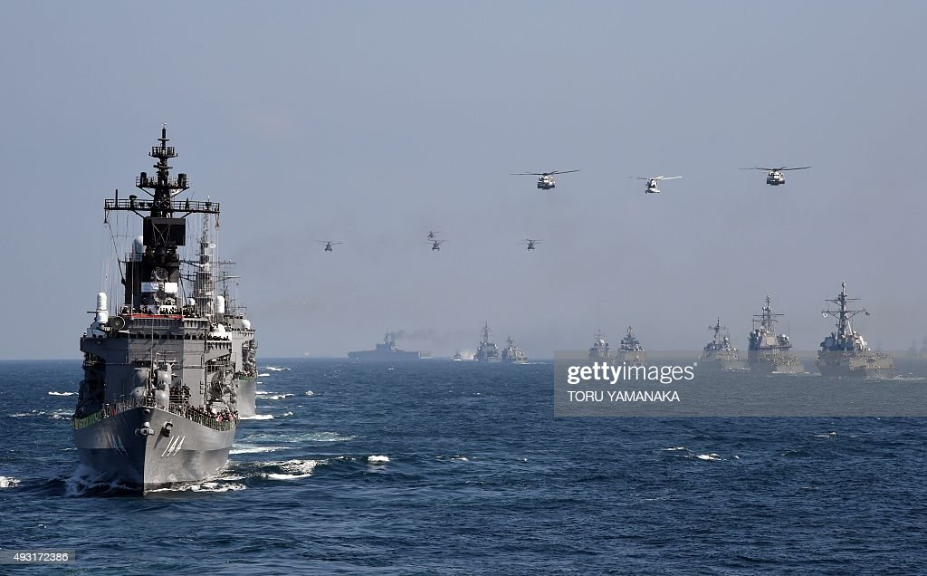 JAPAN-MILITARY-DEFENCE  : News Photo