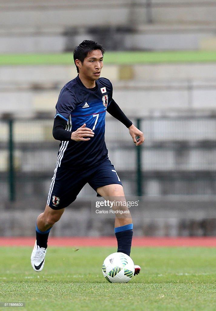 Japan v Sporting Clube de Portugal: U23 Friendly