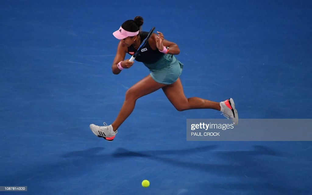 TOPSHOT-TENNIS-AUS-OPEN : News Photo