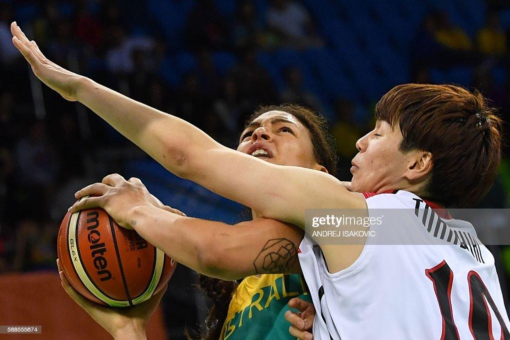 Basketball - Olympics: Day 6
