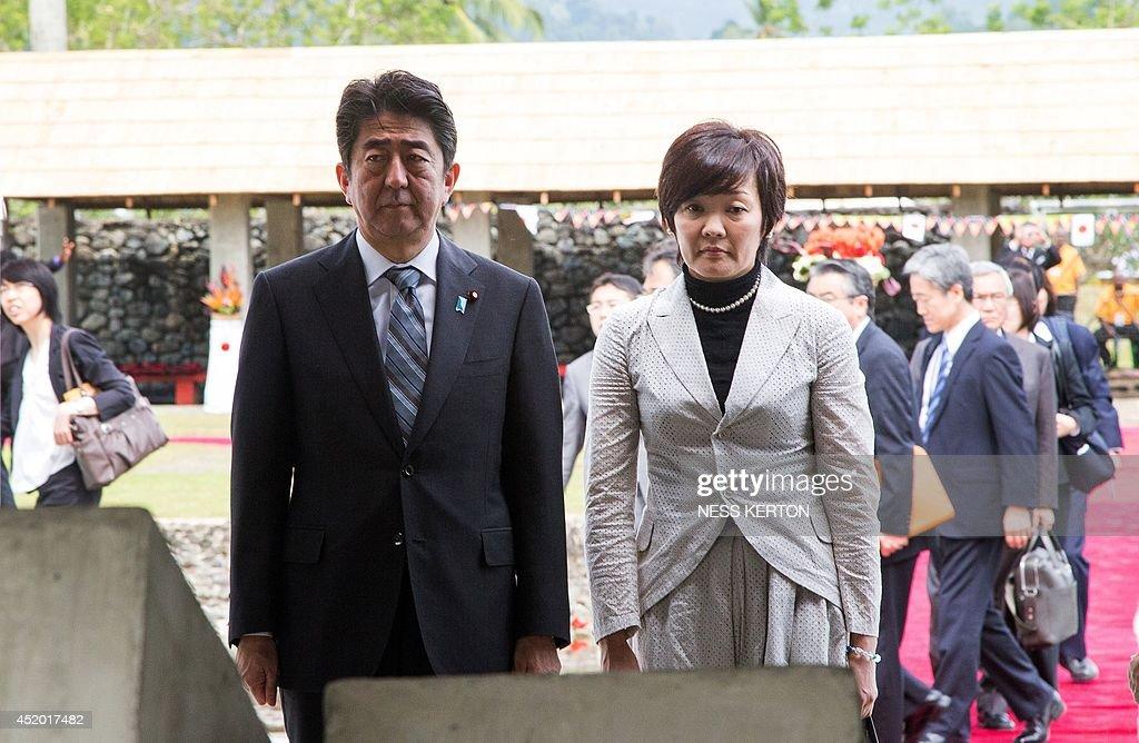 PNG-JAPAN-DIPLOMACY : News Photo