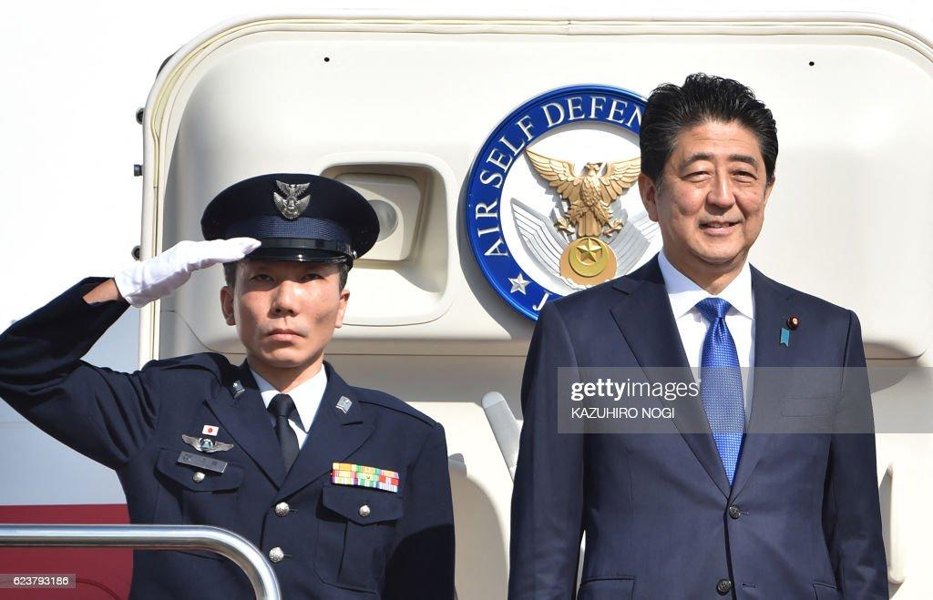 JAPAN-US : News Photo