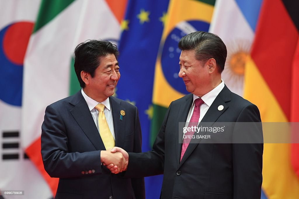 CHINA-G20-SUMMIT : News Photo