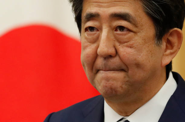 JPN: Japan PM Abe Announces End of State Of Emergency For Covid-19 In Japan
