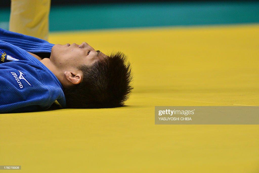 JUDO-BRAZIL-IJF-CHAMPIONSHIP : News Photo