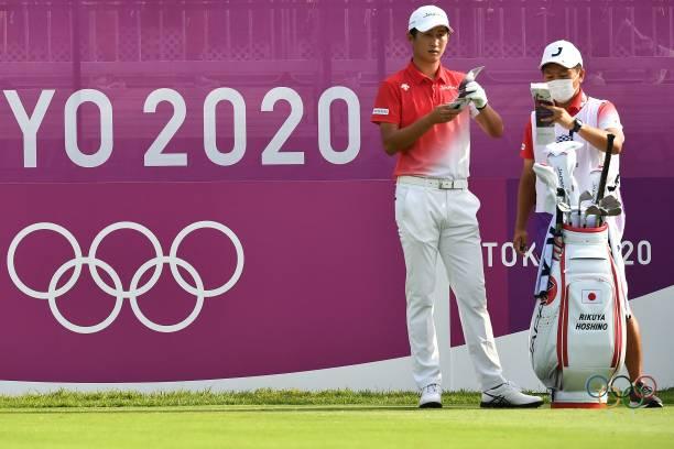JPN: Golf - Olympics: Day 6