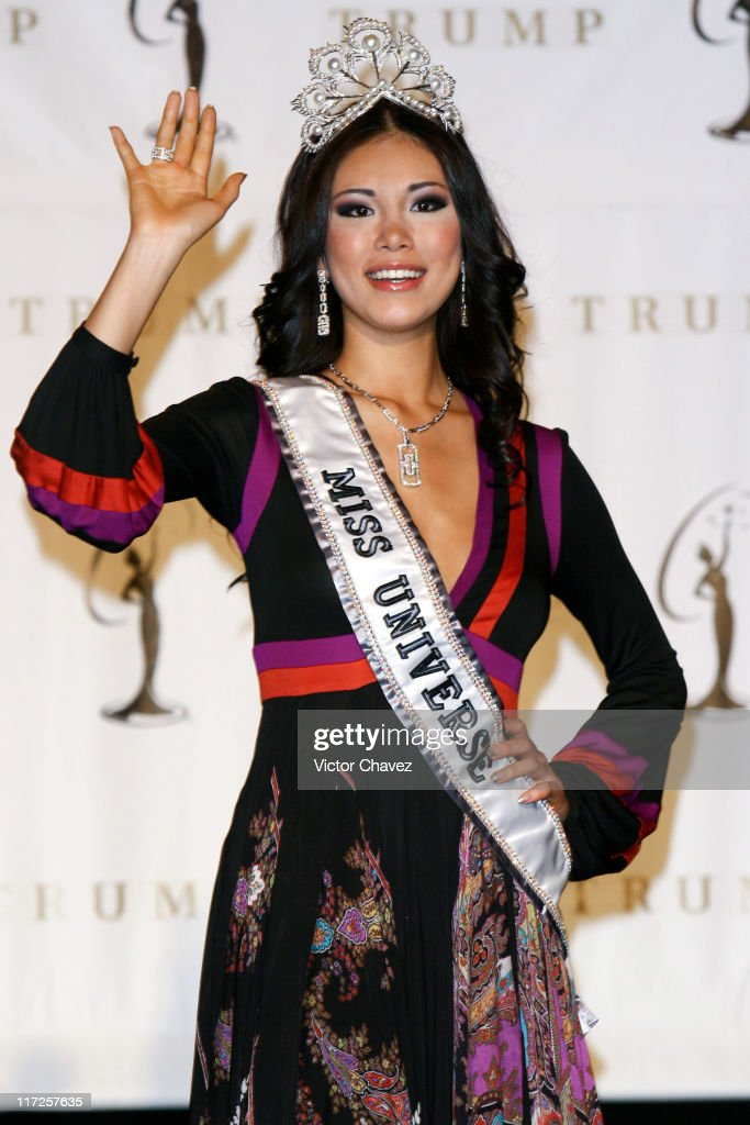 japans riyo mori winner of the miss universe 2007