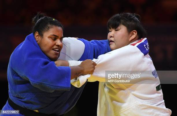 Martial arts stock photos and pictures getty images japans sarah asahina competes with brazils maria suelen altheman during their 70kg category match of the m4hsunfo