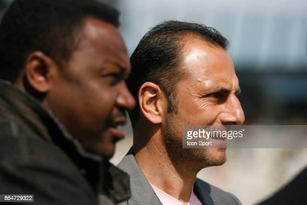Japhet N'DORAM et Michel DERZAKARIAN Nantes / Sedan 30eme Journee de Ligue 1
