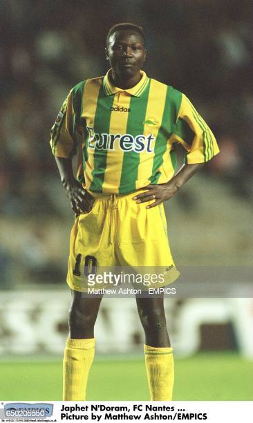 Japhet N'Doram FC Nantes
