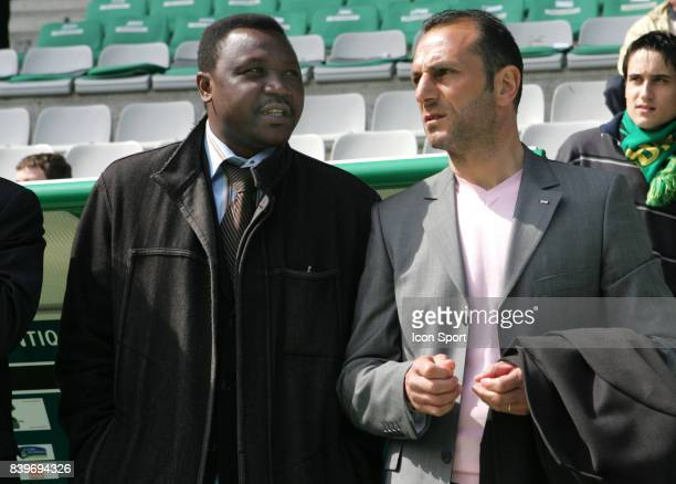 Japhet N'DORAM / Michel DER ZAKARIAN Nantes / Sedan 30e journee Ligue 1