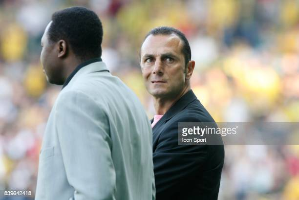 Japhet N'DORAM / Michel DER ZAKARIAN Nantes / Rennes 34 eme journee de Ligue 1