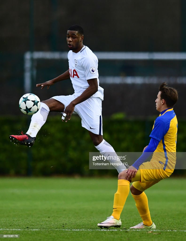 Tottenham Hotspur v APOEL Nicosia - UEFA Youth League : News Photo