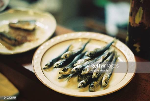Japnanese dry fish