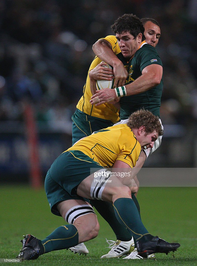 Tri Nations - South Africa v Australia