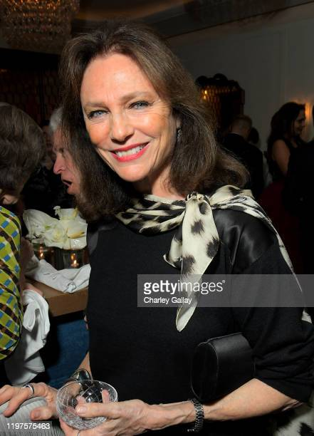Jaqueline Bissett attends the Netflix Golden Globe Weekend Cocktail Party at Cecconi's Restaurant on January 04 2020 in Los Angeles California