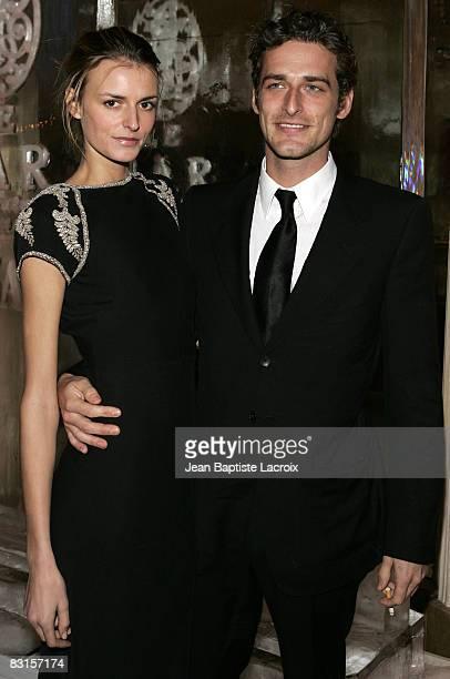 Jaquetta Wheeler and Alexi Lubomirski