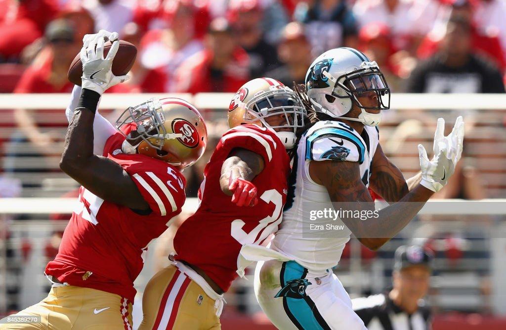 Carolina Panthers v San Francisco 49ers : News Photo
