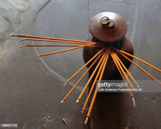 Jar of Incense