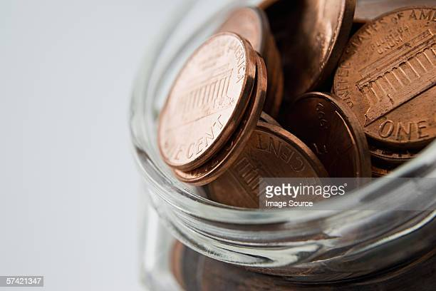Jar of money