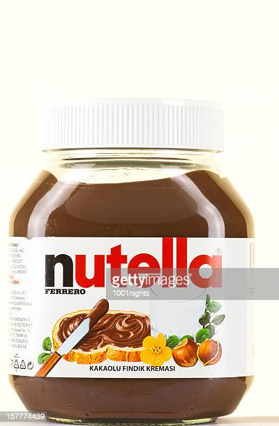 Nutella photos et images de collection getty images - Lampe pot de nutella ...