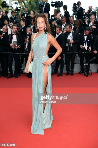 Jara Ghadri attends the 70th Anniversary of the 70th annual Cannes Film Festival at Palais des Festivals on May 23 2017 in Cannes France