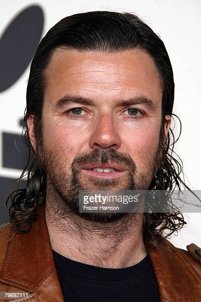 Jarabe De Palo arrives at the 50th annual Grammy awards held at the Staples Center on February 10 2008 in Los Angeles California