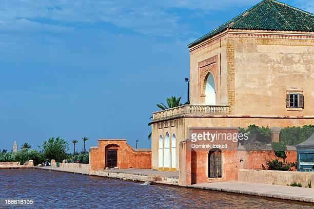 Jardin de la menara, Marrakech