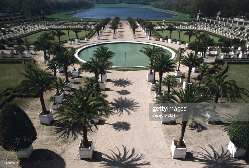 jardin de lorangerie du chteau de versailles news photo - Jardin Chateau De Versailles