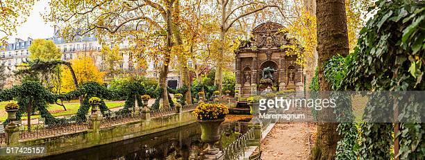 Jardin (garden) du Luxembourg