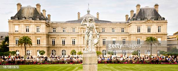 Le Jardin Du Luxembourg Stock Pictures Royalty Free Photos Images