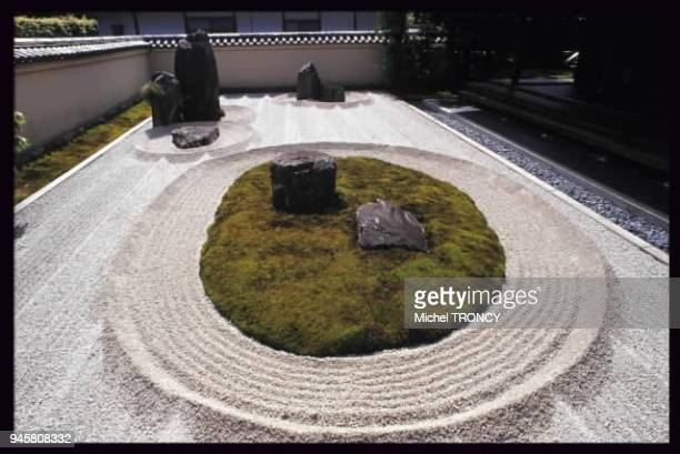 Jardin Zen Stock Photos and Pictures   Getty Images