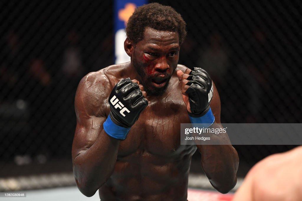 UFC 254: Whittaker v Cannonier : News Photo