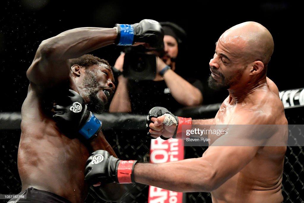 UFC 230 Branch v Cannonier : News Photo