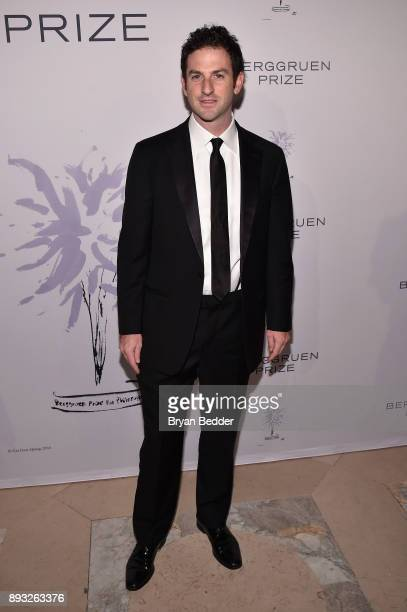 Jared Cohen attends the Berggruen Prize Gala at the New York Public Library on December 14 2017 in New York City