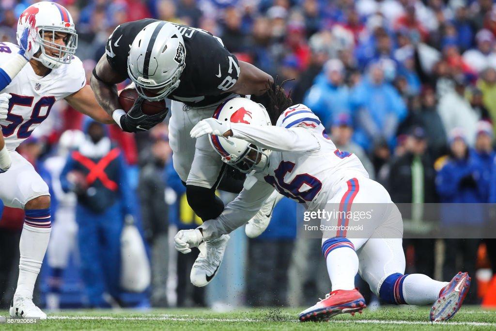 Oakland Raiders vBuffalo Bills