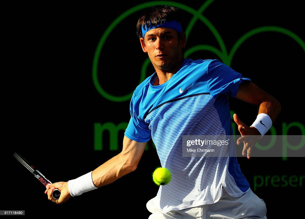 Miami Open - Day 3 : News Photo