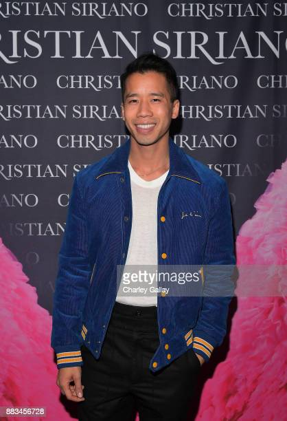 Jared Eng attends Christian Siriano's celebration of the launch of Siriano's new book 'Dresses To Dream About' in Los Angeles at Chateau Marmont on...