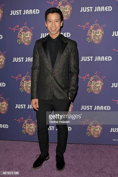 Jared Eng attends Just Jared's homecoming dance at El Rey Theatre on November 20 2014 in Los Angeles California
