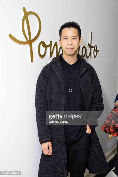 Jared Eng attends Pomellato High Jewelry Stylist Dinner at Penthouse 64 on December 12 2019 in Los Angeles California