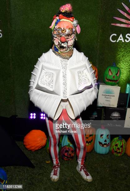 Jared Eng attends the 2019 Casamigos Halloween Party on October 25 2019 at a private residence in Beverly Hills California