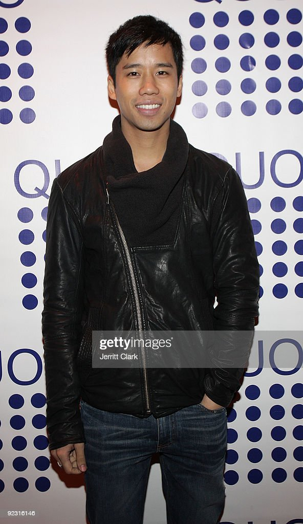 Jared Eng of JustJared.com attends the opening of Quo Nightclub on October 23, 2009 in New York City.
