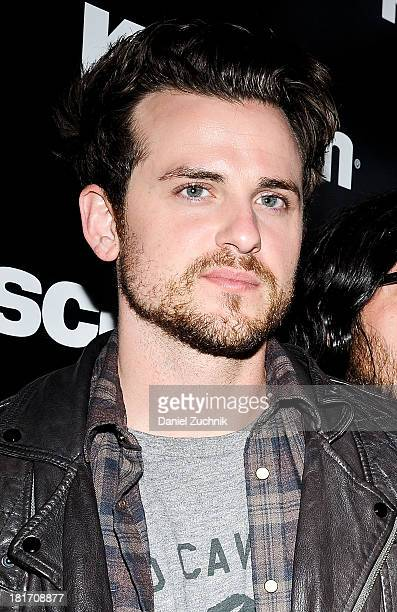 Jared Followill of 'Kings of Leon' attends the Kings Of Leon 'Mechanical Bull' album listening and announcement event at the Electric Room at Dream...